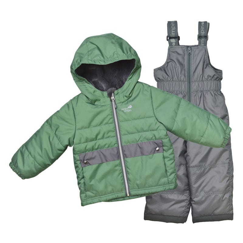 Two Pieces Snowsuit 12-24m