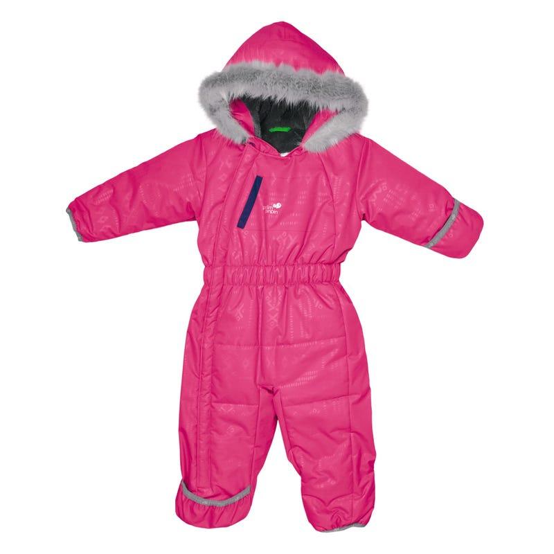 Pinky Snowsuit 9-24m