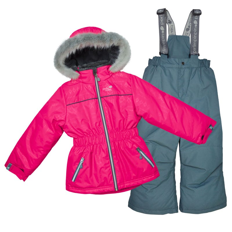 Two Pieces Snowsuit 4-6
