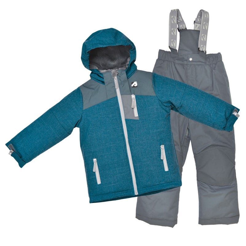 Two Pieces Snowsuit 2-6x