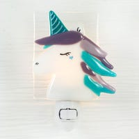 Glass Nightlight - Unicorn