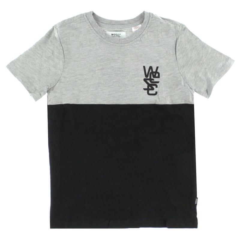 T-Shirt Bloc 8-16ans