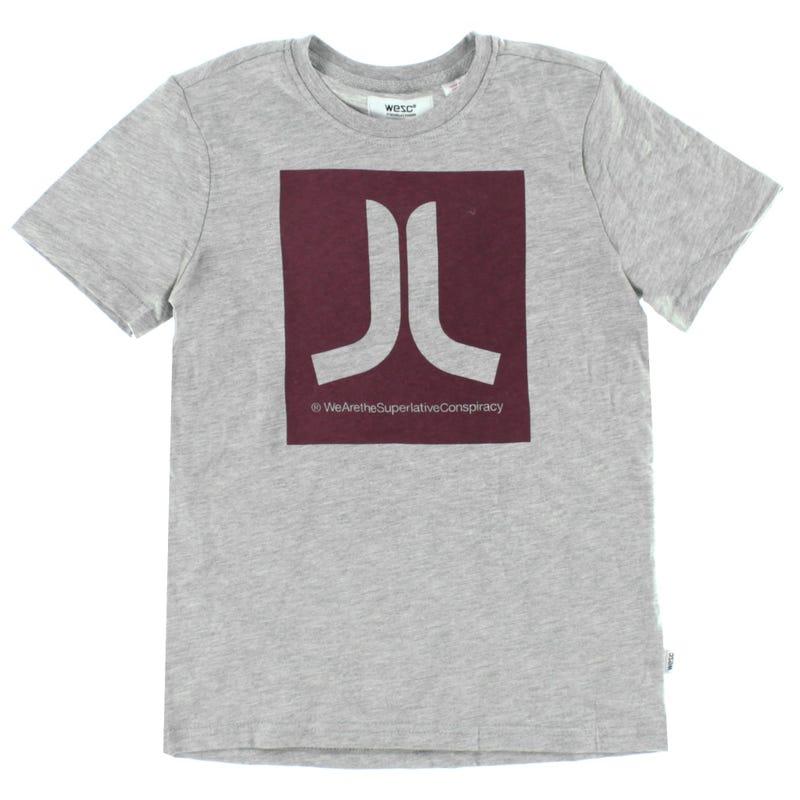 T-Shirt Logo 8-16ans