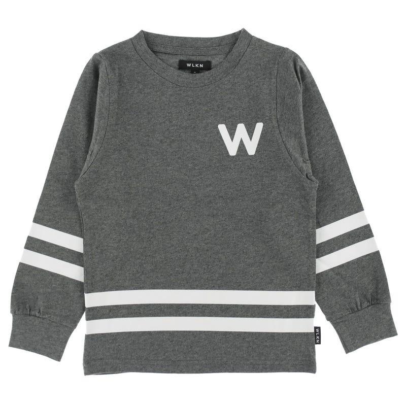 T-Shirt à Manches Longues WLKN 2-14ans
