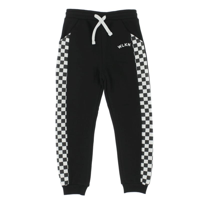Wlkn Checker Sweatpants 2-14
