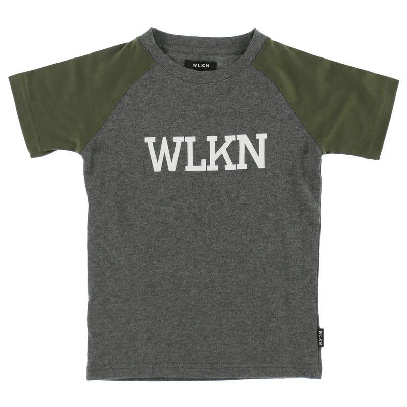 T-Shirt Raglan WLKN 2-14ans