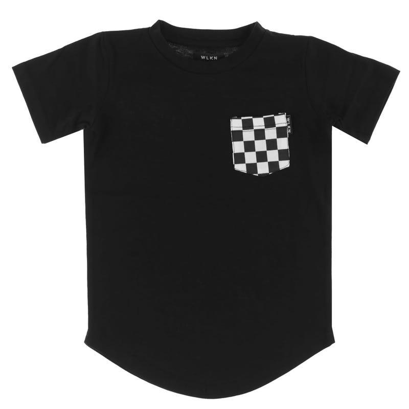 T-Shirt à Poche WLKN 2-14ans
