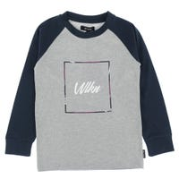 T-Shirt à Manches Longues Raglan WLKN 2-14ans