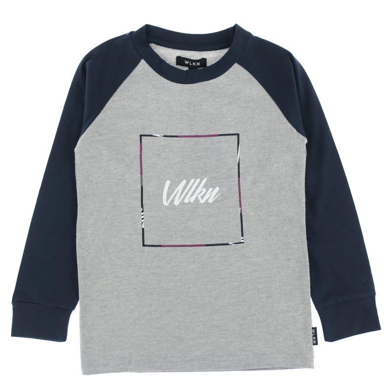 Wlkn L/S Raglan T-Shirt 2-14