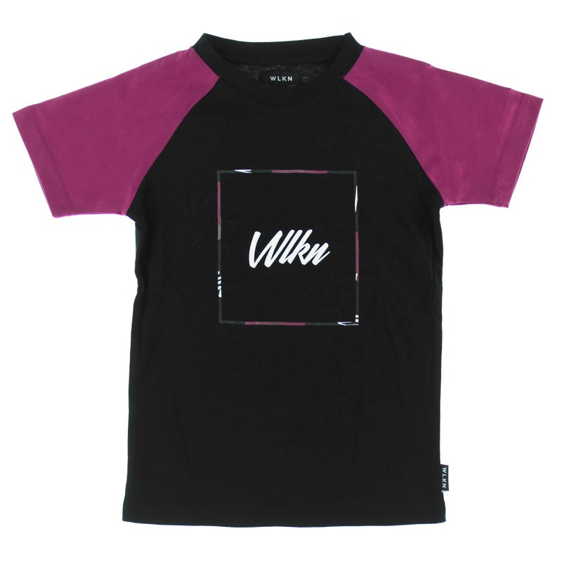 Wlkn Raglan T-Shirt 2-14