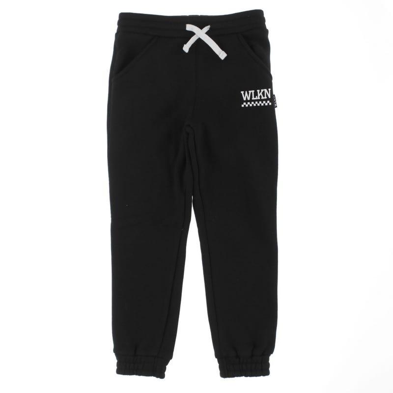 Checker Logo sweat pants 2-14