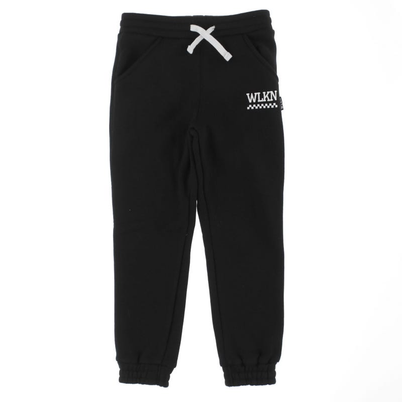 Checker Logo sweat pants 2-14