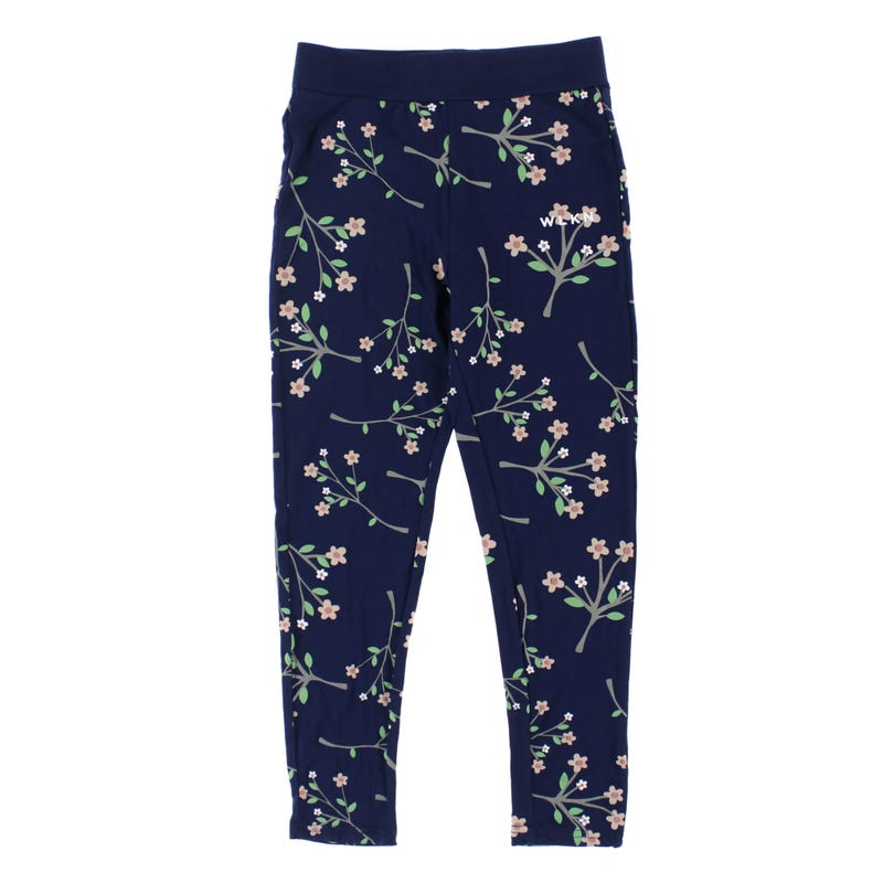 Flowers leggings 2-14