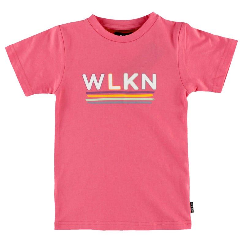 T-shirt logo Rainbow 2-14