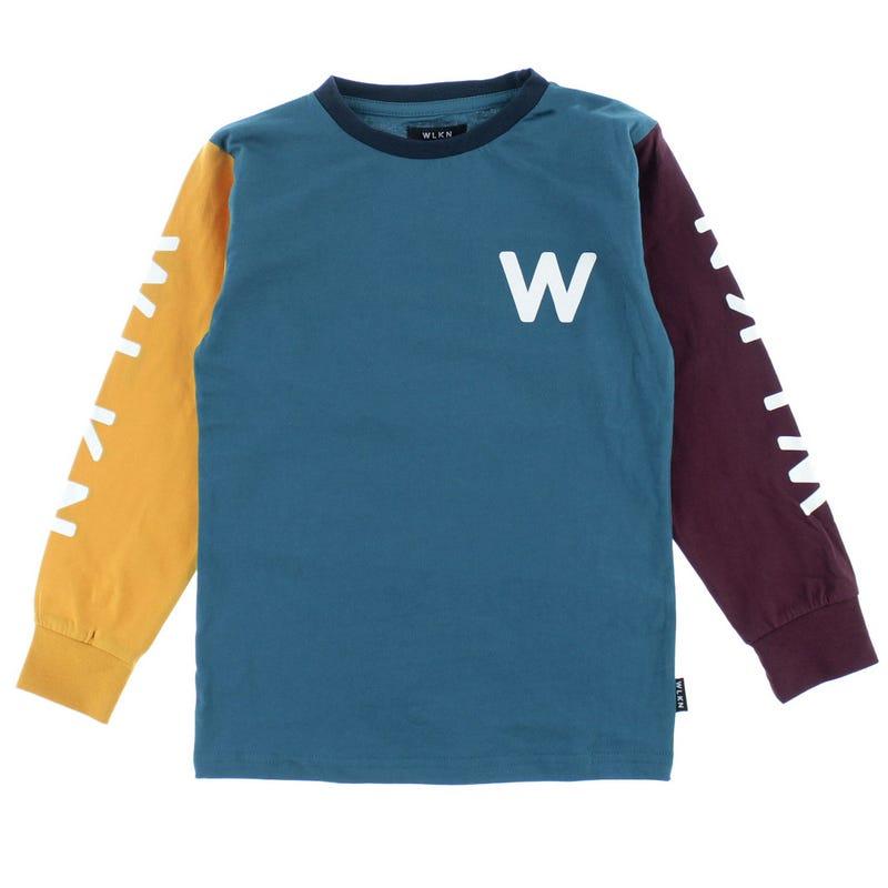 T-Shirt Colorblock 2-14ans