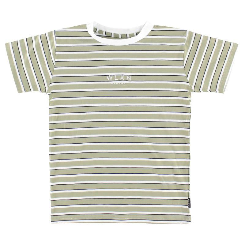 T-Shirt Rayé 2-14ans