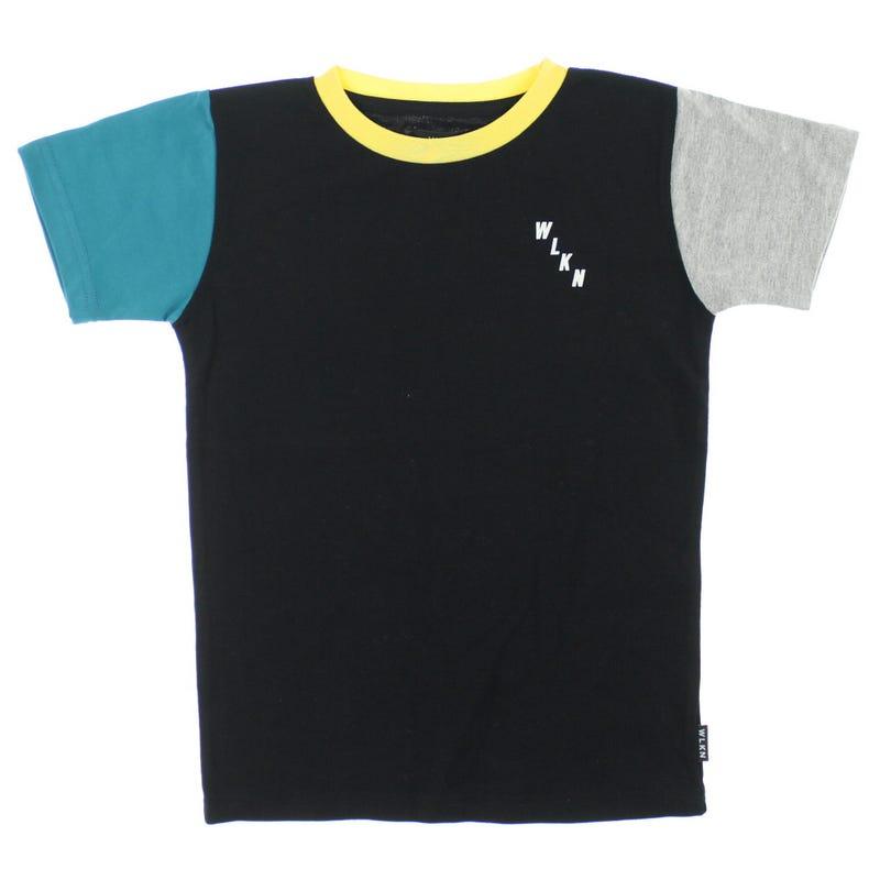 Contrast T-Shirt 2-14y