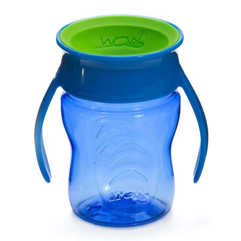 7oz 360 Degree Transition Cup - Blue