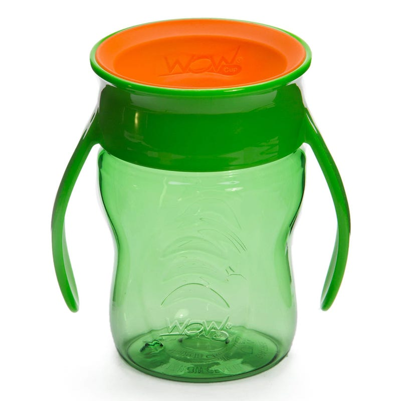 7oz 360 Degree Transition Cup - Green