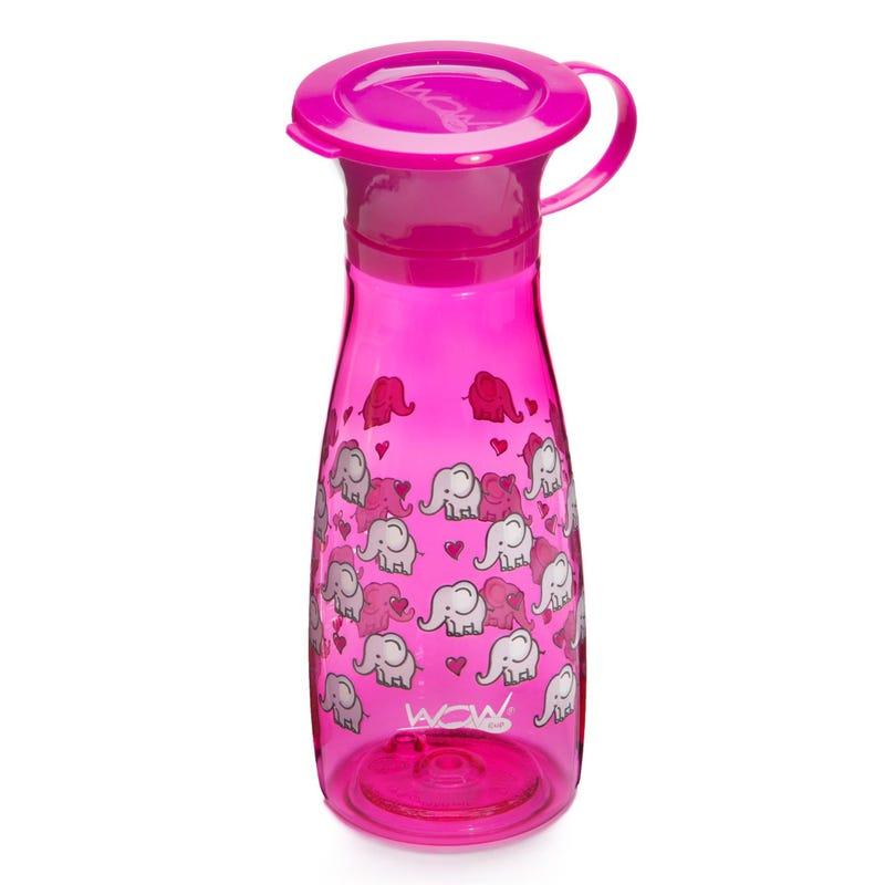 12oz 360 Degree Mini Bottle - Pink Elephant