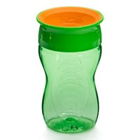 10oz Kids 360 Degree Drinking Cup - Green
