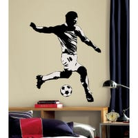 Wall Stickers - Soccer Player