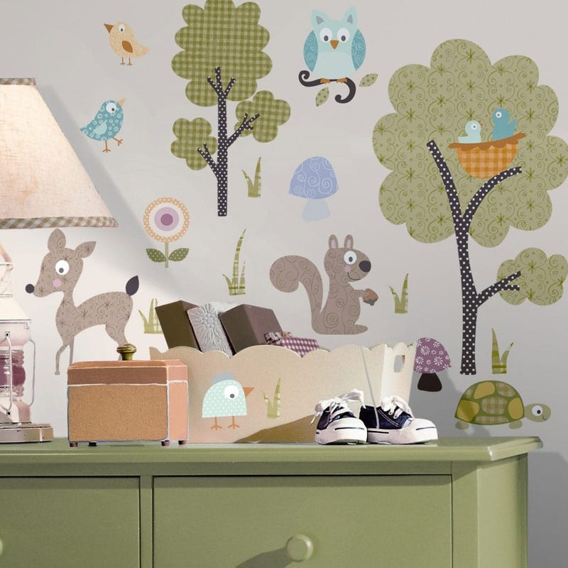 Wall Stickers - Animals