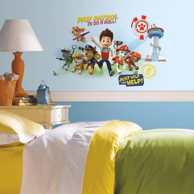 Wall Stickers - Paw Patrol