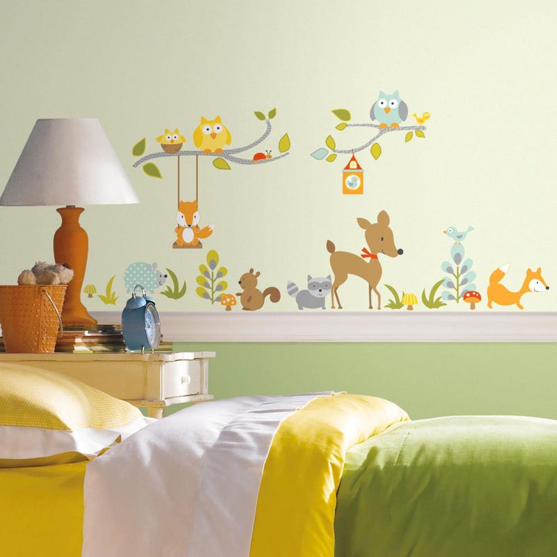 Wall Stickers - Forest Animals