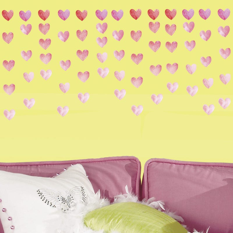 Wall Stickers - Hearts
