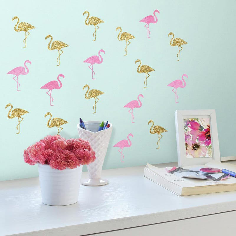 Wall Stickers - Flamingo