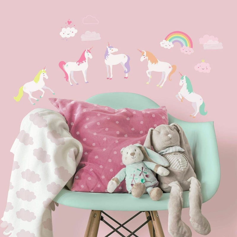 Wall Stickers - Unicorns