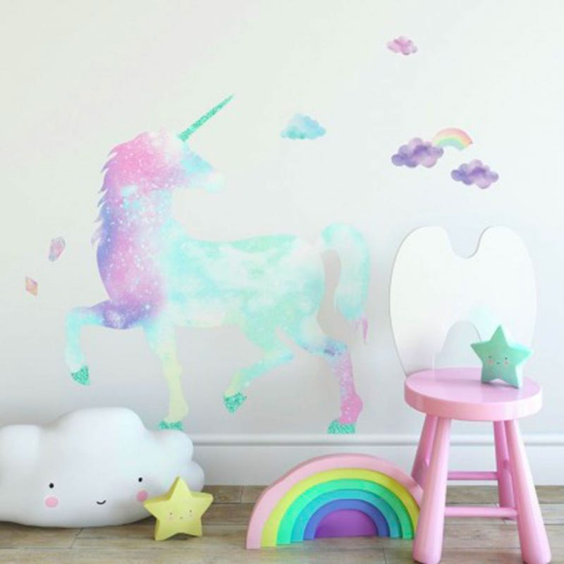 Wall Stickers - Big Unicorn