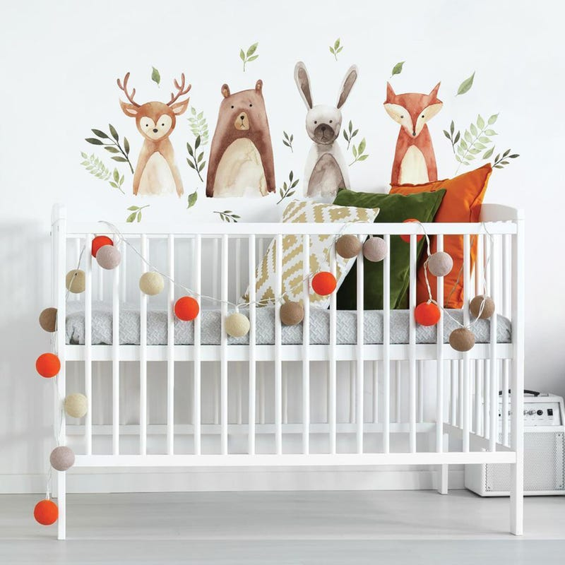 Wall Stickers - Animal Forest