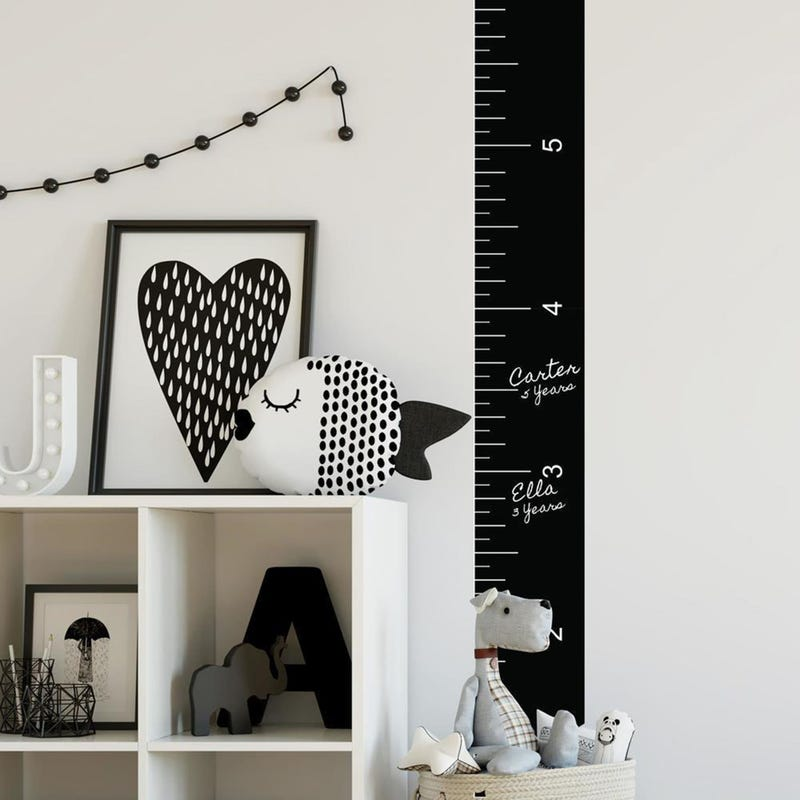 Wall Stickers - Growth Chart