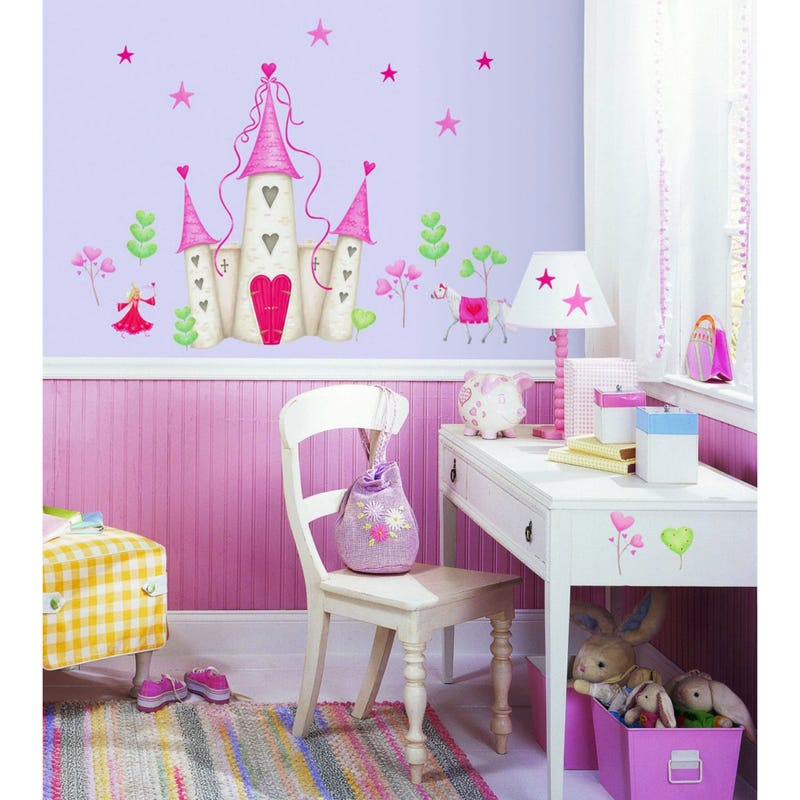 Wall Stickers - Castle