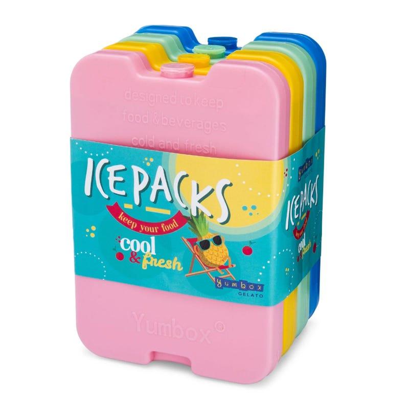 "Blocs Réfrigérant ""Icepack"" (4) - Gelato"