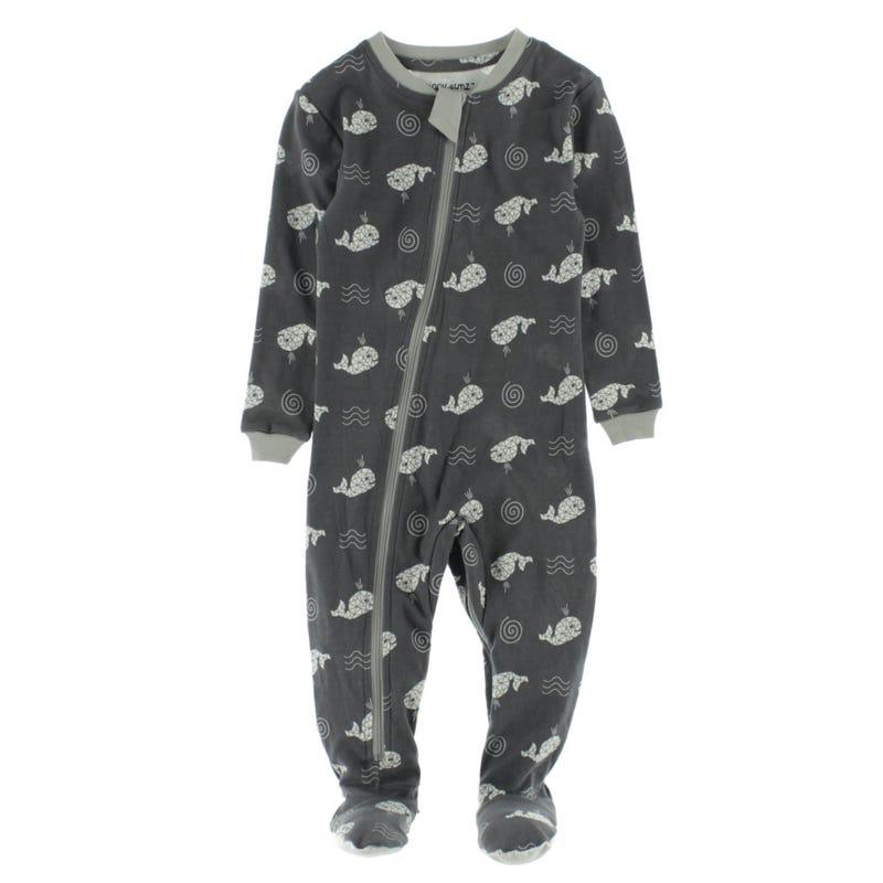Beluga Print Pyjamas 12-24m