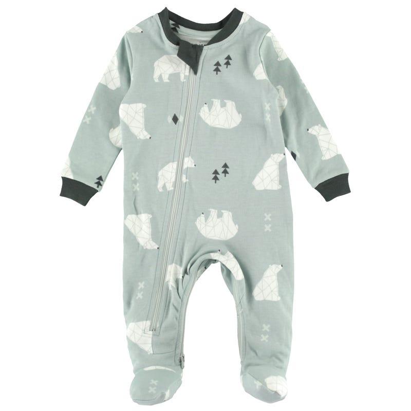 Be Beary Quiet Pyjamas 0-24m