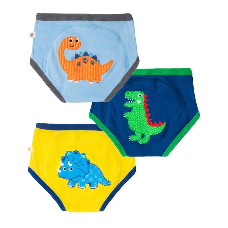 Training Underwear Set of 3 2-3y