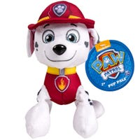 Plush Firefighter Paw Patrol