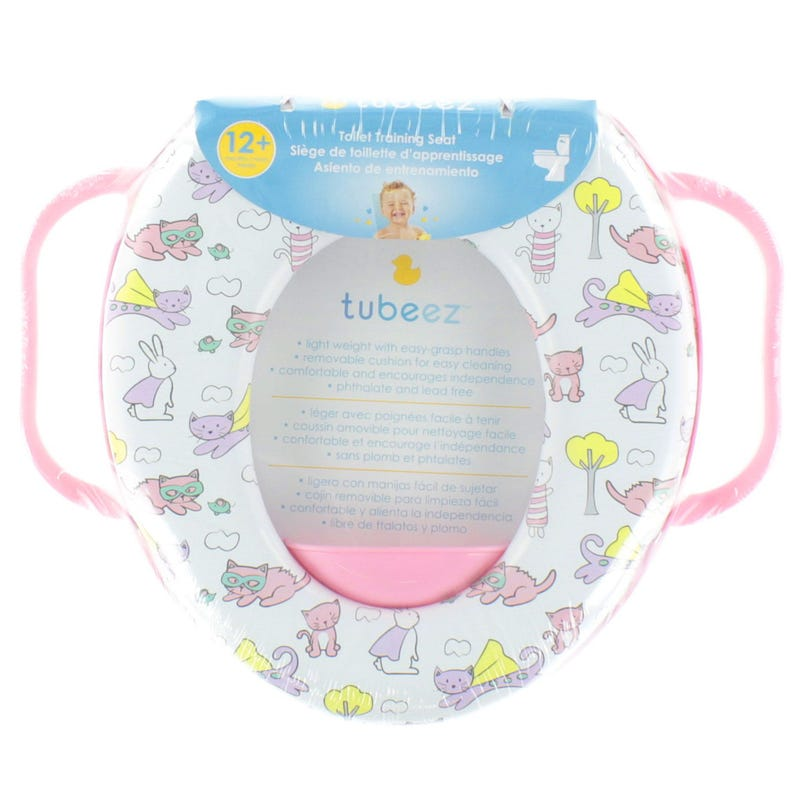 Toilet Training Seat - Pink