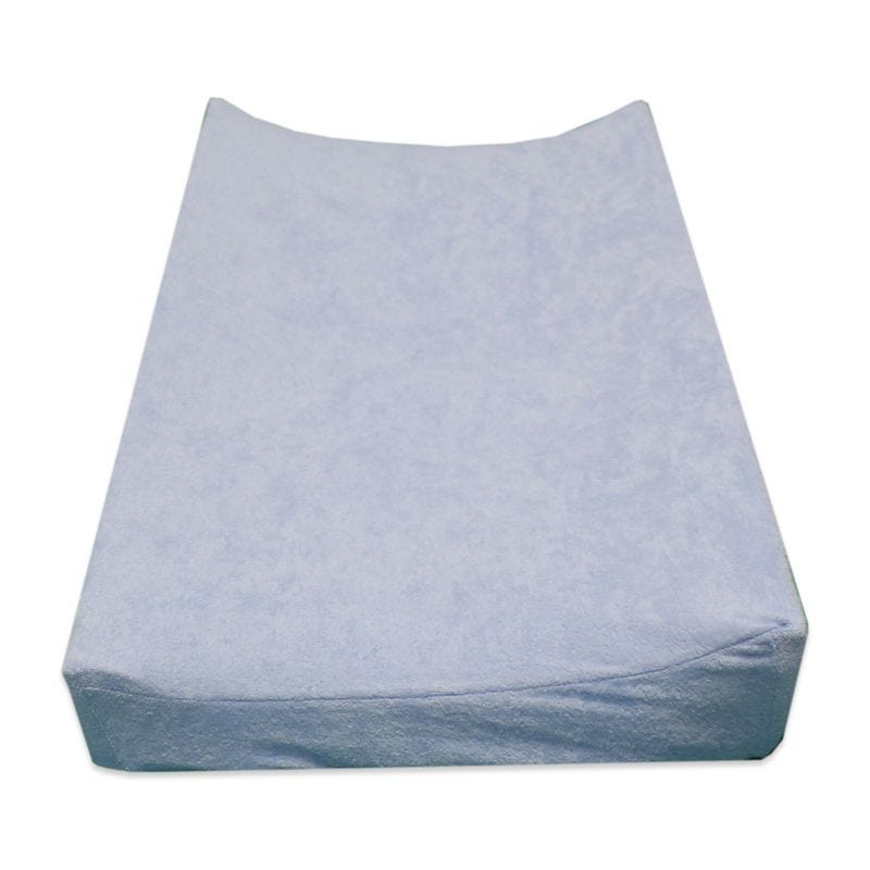 Changing Pad Cover - Blue Terry