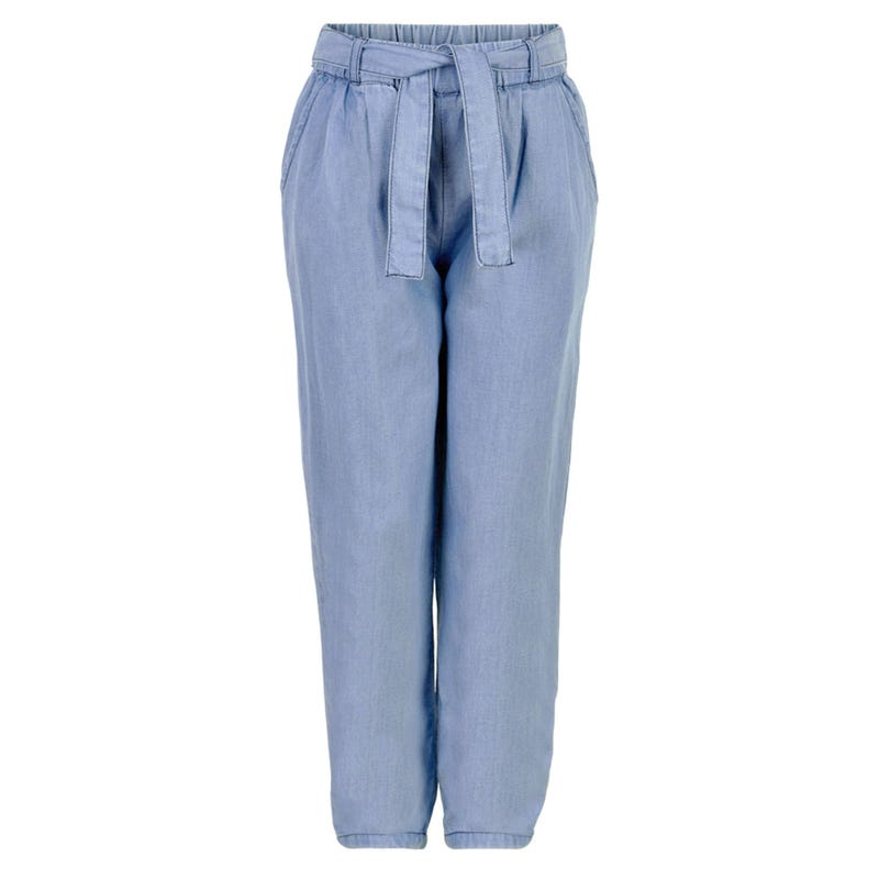 Pantalon Chambray Tropical 3-8ans