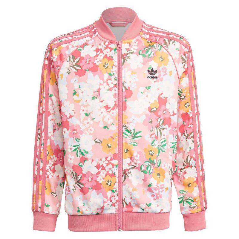 Vest Zip London Floral 7-14ans