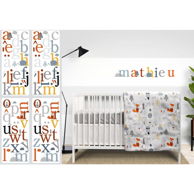 Letters Wall stickers - Pets