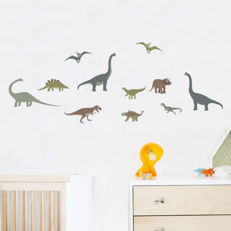 Autocollant - Dinosaures