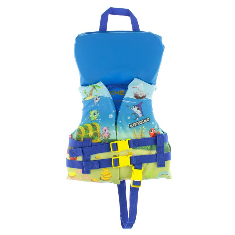 Personal Flotation Device For Child - Blue