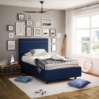 Twin Bed - Breeze Navy