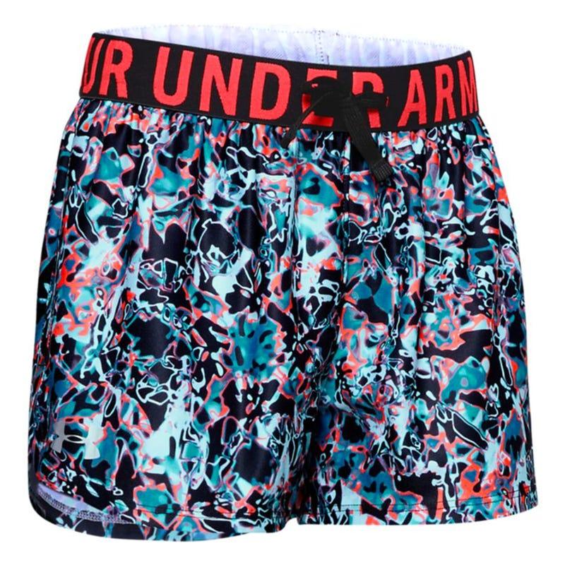 Play Up Printed Shorts 8-16